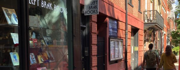 Left Bank Books - Street Snippets